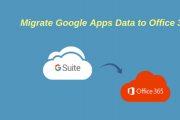 migrate G Suite to Office 365 step by step