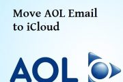 aol email to icloud