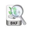 open bkf file in windows