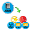 convert exchange edb file