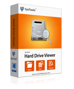 Resultado de imagen para SysTools Hard Drive Data Viewer Pro