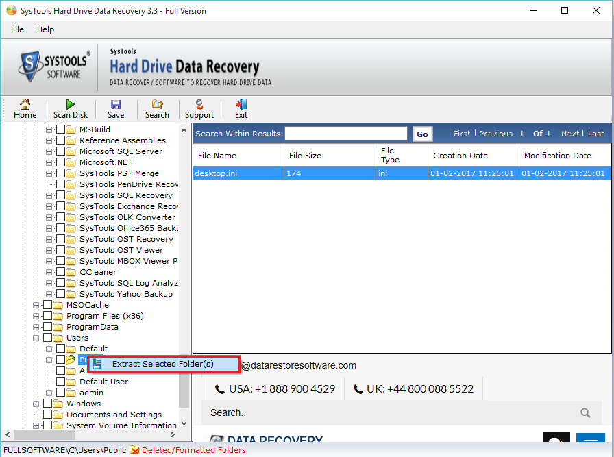 Merge Multiple MAB file into PST