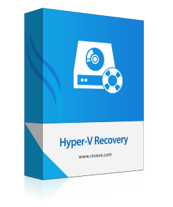 Hyper-V Recovery – Restore Deleted Data From Corrupted