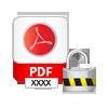 retains pdf password