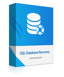 Revove SQL Database Recovery tool